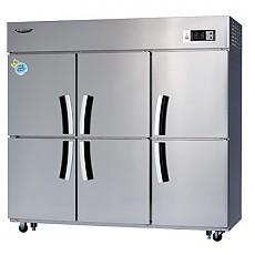 라셀르 직냉식 냉동고 LD-1763F