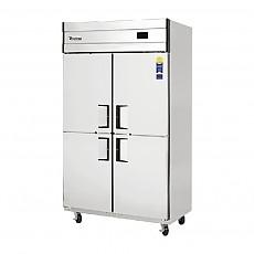 [부성] 간냉식 냉동냉장고 B126-4RMOS-E